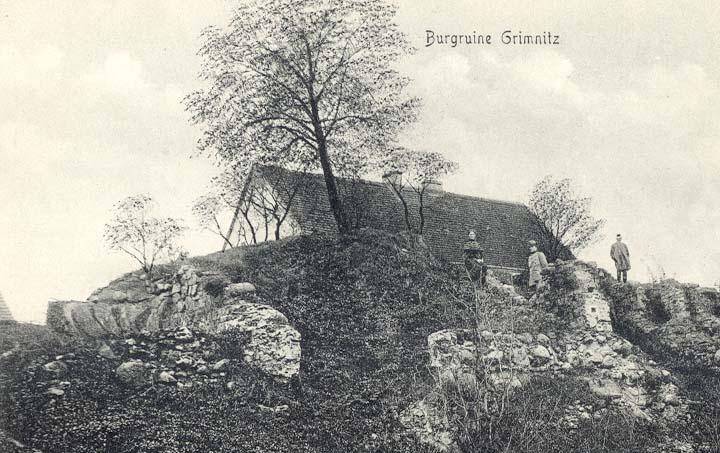 Askanierburg Grimnitz