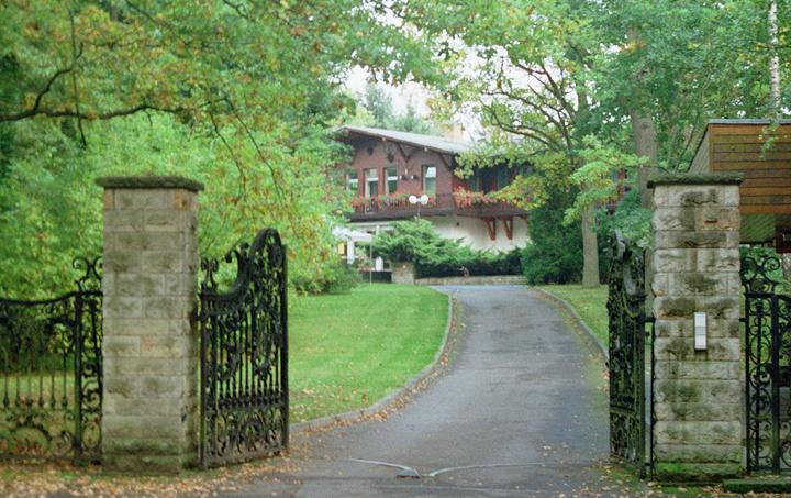 Jagdschloss Hubertusstock